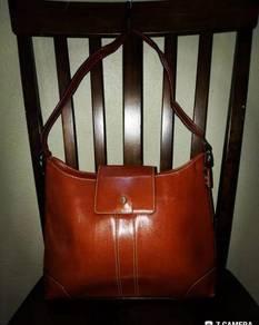 Shoulder Bag Leather Etienne Aigner