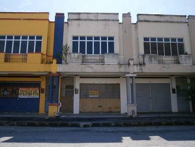 Double Storey Shop at Main Road Tanjong Rambutan