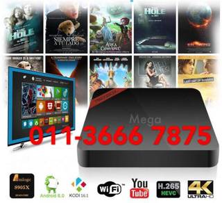 STREAM TX mega Android tv box hd tvbox new iptv