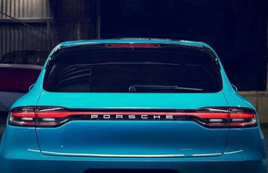 2019 Porsche Macan 95B LED Taillights Conversion