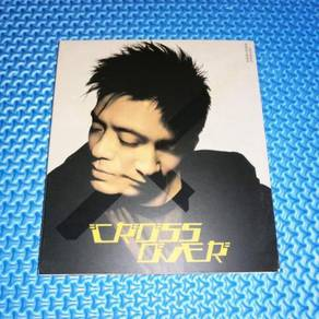 Leslie Cheung, Anthony Wong - Cross Over [2002] CD