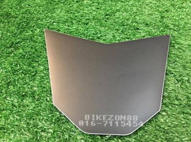 Y15ZR Front Head Cover Sticker (number plate)