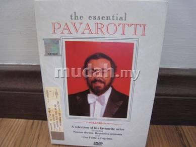 DVD The Essential Pavarotti