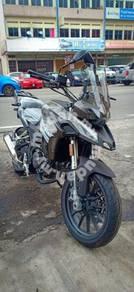 2020 benelli trk 251 SE ABS baru
