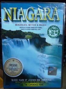 DVD NIAGARA Miragles, Myths & Magic DVD