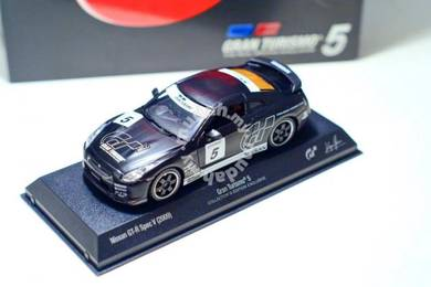Nissan GTR R35 GT5 Limited Edition Diecast Car
