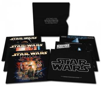 John Williams Star Wars The Ultimate Vinyl Collect