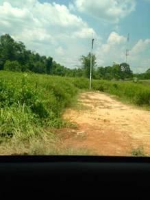 Tanah 1st lot Di jalan Serian ke Sri Aman (Pan Borneo High way )