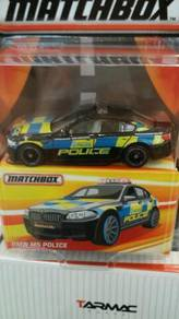 Matchbox BMW M5 Police