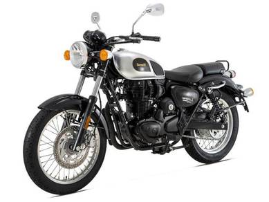 New benelli imperial 400 cafe racer