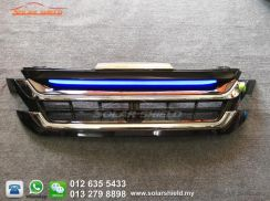 Toyota Vellfire 30 2016 ABS Front Grill LED Grille