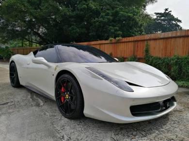 Used Ferrari 458 for sale