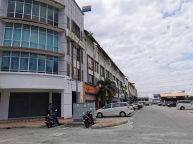 [3 LINK UNIT] Size 5685 sqft Office Kuala Selangor Taman Bendahara
