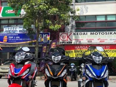 Honda rs150v2 !! offer depo kedai !!