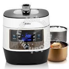 Midea 5.0L Smart Electric Pressure Cooker (New )