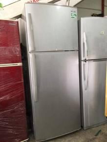 Samsung2 doors fridge Peti Sejuk Ais Refrigerator
