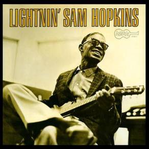Lightnin' Sam Hopkins Lightnin' Sam Hopkins LP