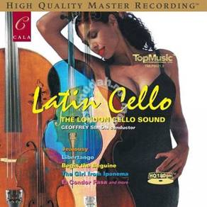 The London Cello Sound Latin Cello 180g LP