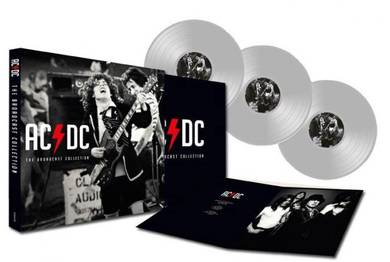 AC/DC The AC/DC Broadcast Collection Import 3LP