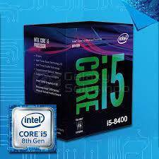 Intel 8th Gen Core i5-8400 Processor