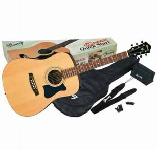 Acoustic Guitar Jampack Ibanez (V50NJP-NT)