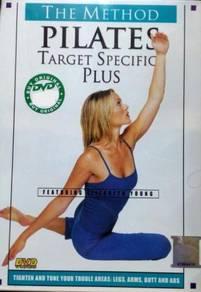 DVD Elizabeth Young The Method Pilates Target Spec