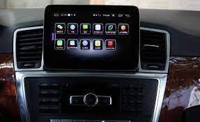 Oem 9* m benz ml 300 350 450 12-15 android player