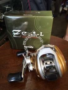 BANAX Zest Casting Fishing Reel - Pancing
