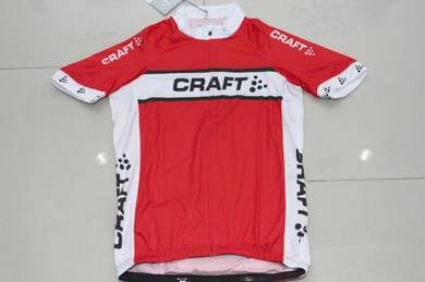Craft Active Bike Logo Jersey - S