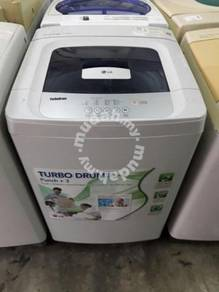 LG Load Fully Automatic Top Mesin Basuh Washer 7kg