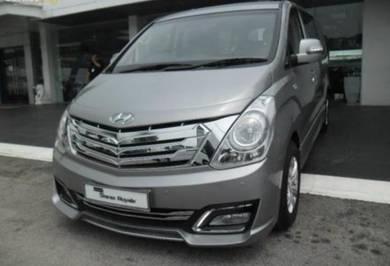 Hyundai starex 2014 royale facelift front bumper