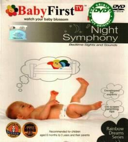 DVD Baby First Night Symphony