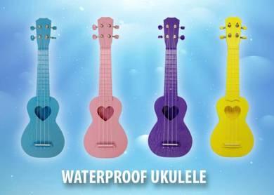 Taloha 17 inch Waterproof Ukulele + 1 FREE Pick