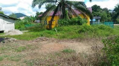 Tanah lot banglo muadzam shah lengkap kemudahan