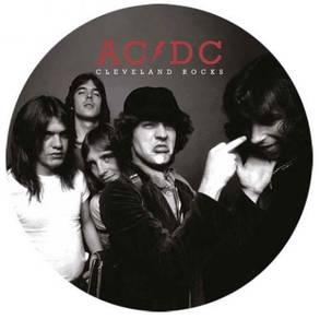 AC/DC Cleveland Rocks 140g LP (Picture Disc)