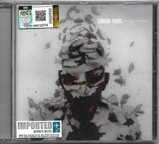 LINKIN PARK Living Things Imported CD