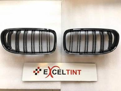 Bmw f10 5 SERIES front grill gloss black M5