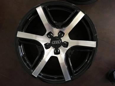 18 Inch Original Audi Q3 Rim A2 A3 A4 A5 A6 Q2 TT