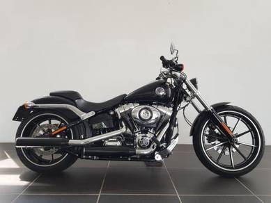 Harley Davidson FXSB1580 Breakout unregistered