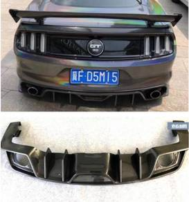 Ford Mustang 2015 Carbon Fiber AC Style Diffuser