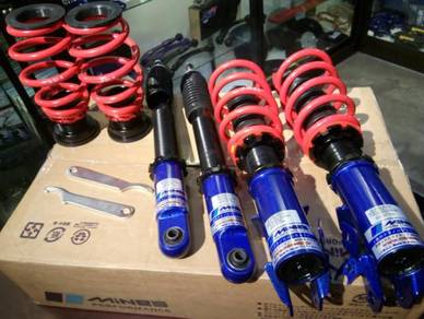 Mines adjustable rs mabz series for civic fd