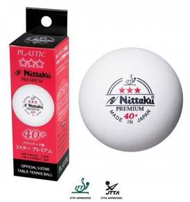 3 Star 40+ ABS Table Tennis Ball