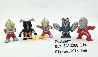 Ultraman FG05021 Cute Figurine Play Set Cake