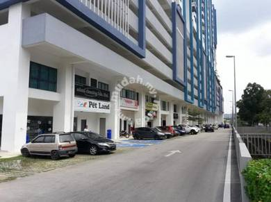 First Floor Office Space at Metia Residence, Section 13, Shah Alam