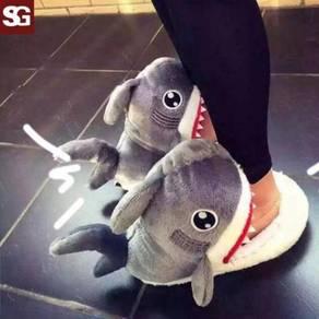 Suck on shark cute indoor sandals CI41