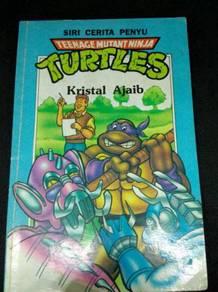 1992 Teenage Mutant Ninja Turtle Siri Cerita Penyu