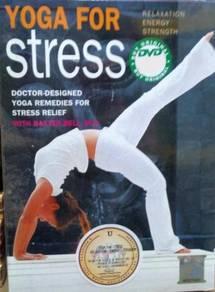 DVD Dr Baxter Bell Yoga For Stress Doctor-Designed