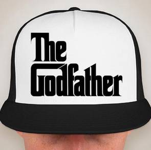 THE GOD FATHER trucker cap