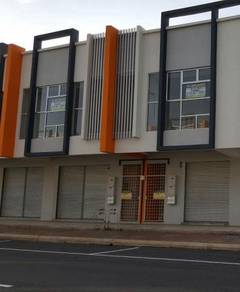 2 storey shop lot for rent, Lukut Prima near Tesco Lukut