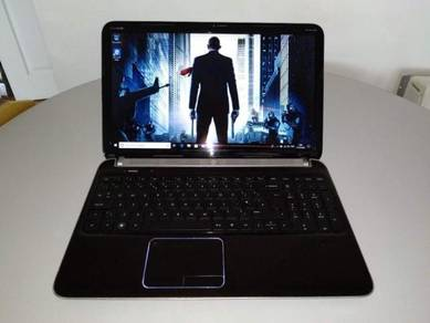 GAMING HP 15,6 FHD INTEL QUAD CORE i7 8GB RAM